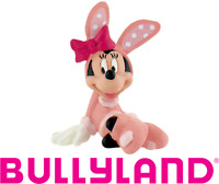 Figurines Walt Disney Minnie Mickey Mouse Jouets Collection Jeux Bullyland 15425