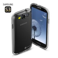 Case Army Clear Case [Manifest] Soft Cover for Samsung Galaxy S3 | S III | I9300