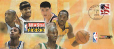 NBA 2003 All-Star Game Kobe Bryant Kevin Garnett Allen Iverson Event Cover