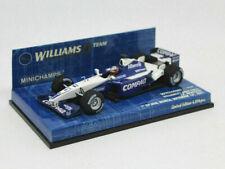 MINICHAMPS 1/43 - Williams F1 BMW FW23 Montoya 1ST GP WIN MONZA 2001 400010126