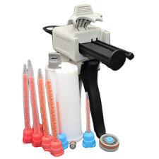 10:1 50ml Cartridge + 50ml 1:10 Adhesive Dispenser + 5pc 1:10 Mixing Nozzle Tips