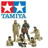 Tamiya 35347 U.S. Tank Crew Set (European Theater) 1:35 Scale Kit