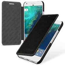 TETDED Premium Leather Case for Google Pixel - Dijon 2 (LC: Black) Ships CA