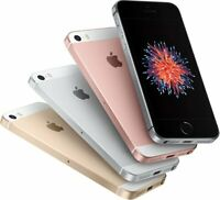 Apple iPhone SE Smartphone 16GB 32GB 64GB 128GB Unlocked T-Mobile AT&T