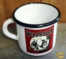 Tasse - Chope - Mug Tole Emaille Tole VeloSolex 2200 - Solex