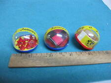 Vintage 1964, three piece toy game set, Famous Toys Company out of Canada
