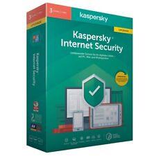 Kaspersky Internet Security 2020 - Box-Pack - 1 Gerät 1 Jahr Software Sicherheit