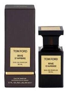 Tom Ford TF Private Blend Rive d' Ambre Eau de Parfum EDP 50ml