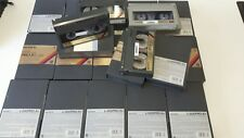 SONY BETAMAX: 20 TAPES excellent used condition. L-250PROX & L-500PRO-X