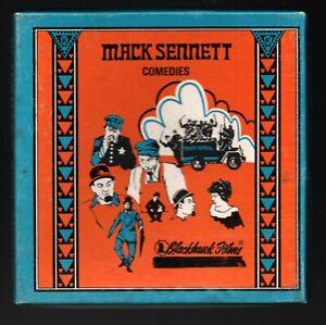 The Speed Kings 8mm Old Stock Mack Sennett Comedy Roscoe 'Fatty' Arbuckle