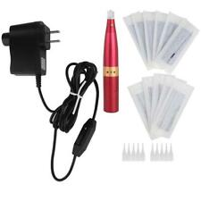 Rechargeable Electric Eyebrow Lip Makeup Tattoo Pen Machine Rotatry Tatto Pen