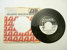 DORIS TROY WHAT'CHA GONNA DO ABOUT IT/TOMORROW IS ANOTHER DAY 45 ATLANTIC