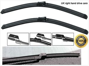 "For Vauxhall Astra 2011-2020 Brand New Front Windscreen Wiper Blades 27""25"""