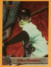 MIKE MUSSINA, '94 BOWMAN'S BEST CARD IN EXCELLENT CONDITION !