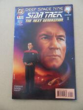 Star Trek : The Next Generation / Deep Space Nine (TV) 1 . DC 1994 . FN / VF