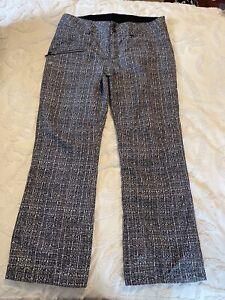 Womens Obermeyer Snow Pants Size 14