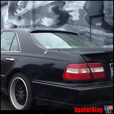 Rear Roof Spoiler Window Wing (Fits: Infiniti Q45 1997-01 Y33)  284R SpoilerKing