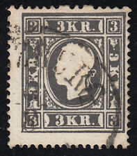 Österreich Kaisertum Mi.Nr. 11 I gestempelt Mi.Wert 300€ (1151)