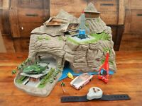 Thunderbirds Are Go Tracy Island Interactive Playset Thunderbird 1 2 3 4 (B)