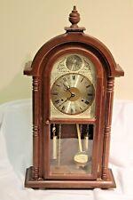 Martec Pendulum Wall/Shelf Clock