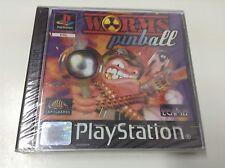 WORMS PINBALL .  Pal España ..Envio Certificado ...Paypal