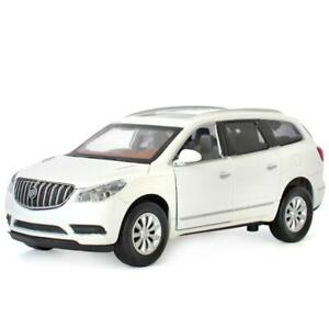 Buick Enclave SUV 1:32 Diecast Model Car Toy Collection Sound&Light Best Gift