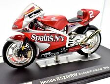 MODELLINI MOTO GP HONDA RS 250RW SCALA 1:24 DE AGOSTINI MOTOGP DIECAST MOTORBIKE
