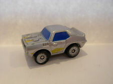 Vintage Micro Machines Plymouth Barracuda In Silver