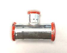 Geberit Mapress 21219 T-Stück reduziert Ø 42x28x42mm Reduzierung Fitting Neu