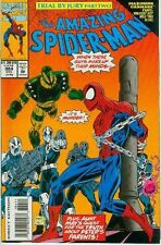 Amazing Spiderman # 384 (Mark Bagley) (Estados Unidos, 1993)