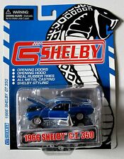 CARROLL SHELBY SERIES 1 1966 SHELBY G.T.350 LIMITED EDITION Blue