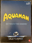 SDCC 2018 Mattel Exclusive DC AQUAMAN Between Two Dooms 3-Pack Figure Set For Sale