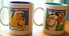 POOH & TIGGER Safari mugs Disney Animal Kingdom