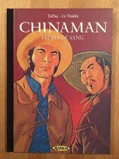 Chinaman : Frères de sang - Tirage de Tête - Exemplaire n°85/350 - NEUF