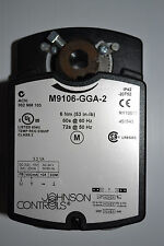 NEW Johnson Controls Electric Damper Actuator Non-Spring M9106-GGA-2 Feedback