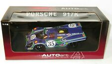 1/18 AUTOart  Porsche 917 K  Int.Martini & Rosso Racing Team Watkins Glen 1970