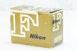 Nikon F Box Schachtel Verpackung OVP leer empty !!!