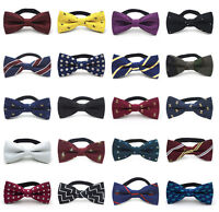 Fashion Baby Kids Boy Toddler Wedding Bow Tie Party Bowtie Pre-Tied Necktie