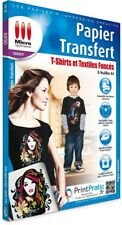 Papier transfert t-shirt textiles foncés micro application ma-5099