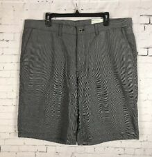 PATAGONIA DAYS ON END SHORTS SIZE 40 MEN'S NEW DARK GRAY PLAID REGULAR FIT (A3)