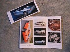 2008 Corvette Callaway C16 Coupe Cabrio + Color Folder