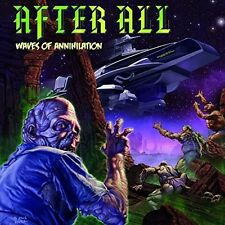 After All - Waves Of Annihilation [New CD] UK - Import