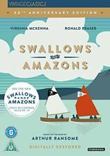 Swallows And Amazons - 40th Anniversary Special Edition [DVD][Region 2]