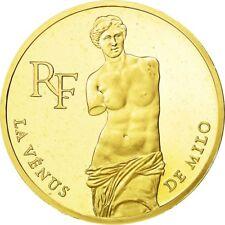 [#481371] France, Vénus de Milo, 500 Francs, 1993, Paris, SPL, Or, KM:1025.1