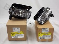 2002-2006 Cadillac Escalade OEM Left & Right Fog Light Kit NEW