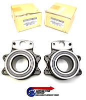 Genuine Nissan Rear Wheel Bearings Pair RH & LH - For R32 Skyline GTR RB26DETT