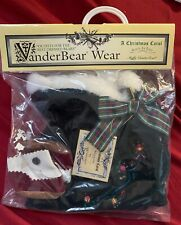 Muffy VanderBear Outfit -A Christmas Carol with boots -  MINT in bag
