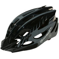 Rockbros Helmet Road Bike MTB Cycling Helmet Size M/L 57cm-62cm Black Gray