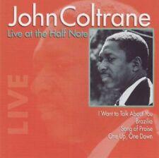 John Coltrane - Jazz masters - Live at The Half Note (CD)