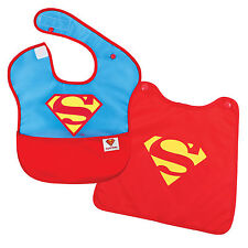 Baby bib - Super hero DC Comics Superman Caped Super Bib 6 - 24months